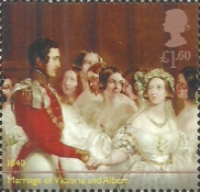 [The 200th Anniversary of the Birth of Queen Victoria, 1819-1901, type EBZ]