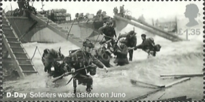 [World War II - The 75th Anniversary of D-Day, type ECI]