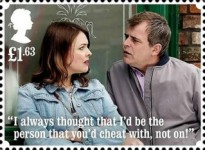 [TV Shows - The 60th Anniversary of Coronation Street, type EHV]