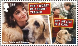 [Only Fools and Horses, type ELT]