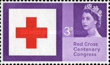 [The 100th Anniversary of Red Cross, Typ FI]
