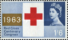 [The 100th Anniversary of Red Cross, Typ FK]