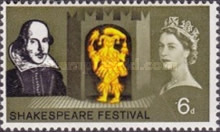 [The 400th Anniversary of the Birth of William Shakespeare, Typ FN]