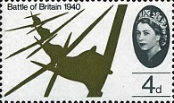 [The 25th Anniversary of the Battle of Britain, Typ GB]