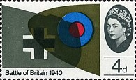 [The 25th Anniversary of the Battle of Britain, Typ GD]
