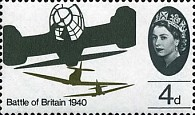 [The 25th Anniversary of the Battle of Britain, Typ GE]