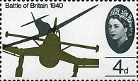 [The 25th Anniversary of the Battle of Britain, Typ GF]