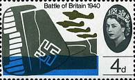 [The 25th Anniversary of the Battle of Britain, Typ GG]