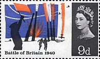 [The 25th Anniversary of the Battle of Britain, Typ GH]