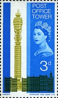 [Opening of the Post Office Tower, London, Typ GJ]