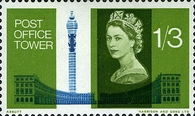[Opening of the Post Office Tower, London, Typ GK]