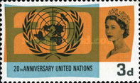 [The 20th Anniversary of the UN and International Cooperation Year, Typ GL]