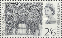 [The 900th Anniversary of Westminster Abbey, Typ GS]