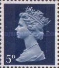 [Definitives - Queen Elizabeth II, type IB10]