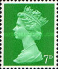 [Definitives - Queen Elizabeth II, type IB11]