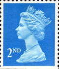 [Queen Elizabeth II - No.90 & 91, Perf: 14 and Phosphor Band, type IB145]