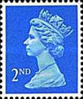 [Queen Elizabeth II - No.90 & 91, Perf: 14 and Phosphor Band, type IB148]