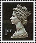[Queen Elizabeth II - No.90 & 91, Perf: 14 and Phosphor Band, type IB153]