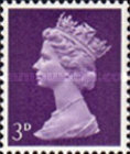 [Definitives - Queen Elizabeth II, type IB3]