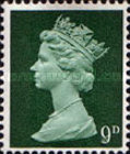 [Definitives - Queen Elizabeth II, type IB4]