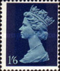 [Definitives - Queen Elizabeth II, type IB5]