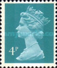 [Queen Elizabeth II. 2-Band Phosphor, type IB66]