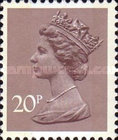 [Queen Elizabeth II. 2-Band Phosphor, type IB70]