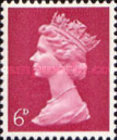 [Definitives - Queen Elizabeth II, type IB9]