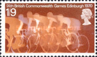 [The 9th British Commonwealth Games, Typ LE]