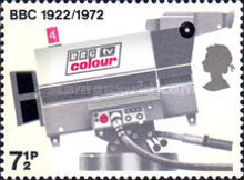 [The 50th Anniversary of the British Broadcasting Corperation, Typ MQ]