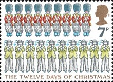 [Christmas Stamps, Typ RR]