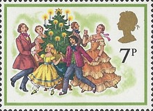 [Christmas Stamps, Typ SO]