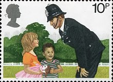 [The 150th Anniversary of the London Metropolitan Police, Typ TQ]