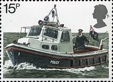 [The 150th Anniversary of the London Metropolitan Police, Typ TT]