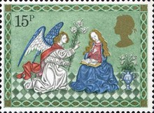 [Christmas Stamps, Typ TY]