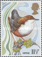 [The 100th Anniversary of the Protection of Birds, Typ UA]