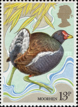[The 100th Anniversary of the Protection of Birds, Typ UB]