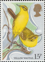 [The 100th Anniversary of the Protection of Birds, Typ UC]