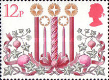 [Christmas Stamps, Typ VC]
