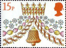 [Christmas Stamps, Typ VE]