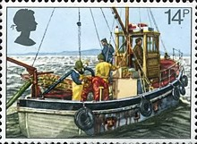 [The 100th Anniversary of the Royal National Mission of Fishermen, Typ WD]