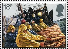 [The 100th Anniversary of the Royal National Mission of Fishermen, Typ WE]