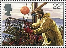 [The 100th Anniversary of the Royal National Mission of Fishermen, Typ WF]