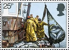 [The 100th Anniversary of the Royal National Mission of Fishermen, Typ WG]