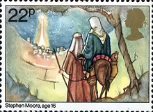 [Christmas Stamps, Typ WK]