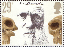 [The 100th Anniversary of the Death of Charles Darwin, Typ WP]