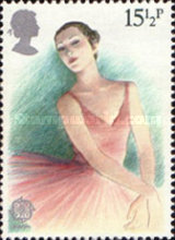 [EUROPA Stamps - Historic Events - British Theatre, Typ WU]