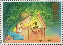 [Christmas Stamps, Typ XDZ]