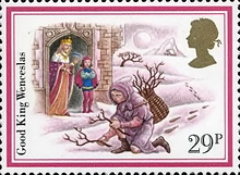 [Christmas Stamps, Typ XR]