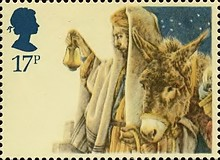 [Christmas Stamps, Typ ZZ]